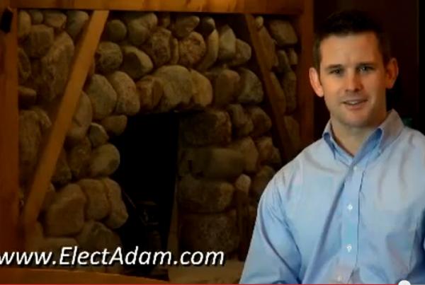 U.S. Congressman Adam Kinzinger