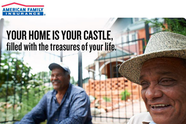 American Family Insurance – Home Policy Telephone Sample
