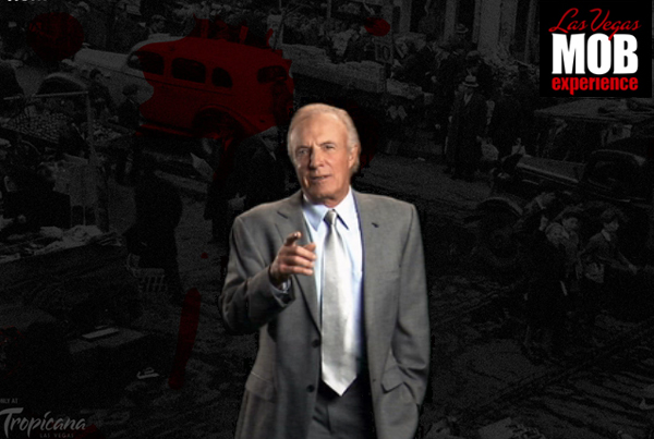 Las Vegas Mob Experience Sample – James Caan in Bootlegger's Alley