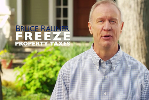Bruce Rauner for Governer – Variable Voice Volunteer Call